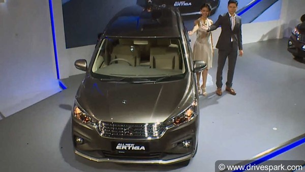 New Maruti Ertiga 2018: All You Need To Know About The Next-Gen MPV