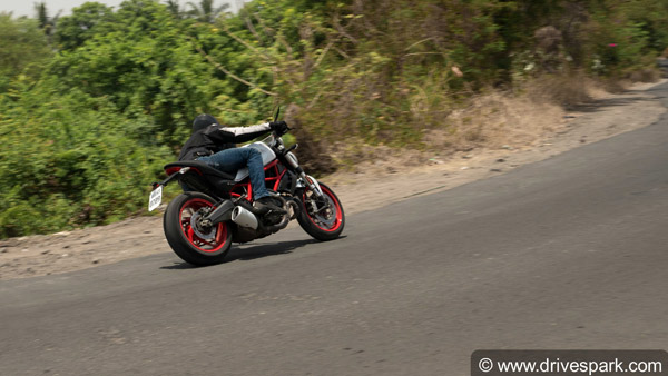 Ducati Monster 797 Road Test Review