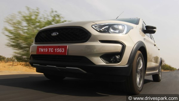 Ford Freestyle Launched In Bangalore - Specifications, Features, Images And Details