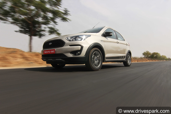 Ford Freestyle Top Features: New Petrol Engine, Ford Sync3, TCS, Rollover Prevention (ARP) & More