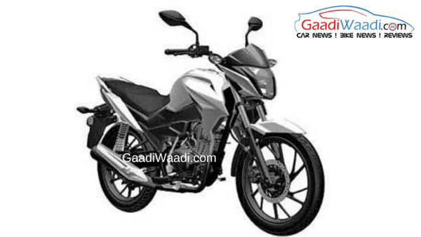 2018 Honda CB 125F Patent Image Leaked — India Launch Soon