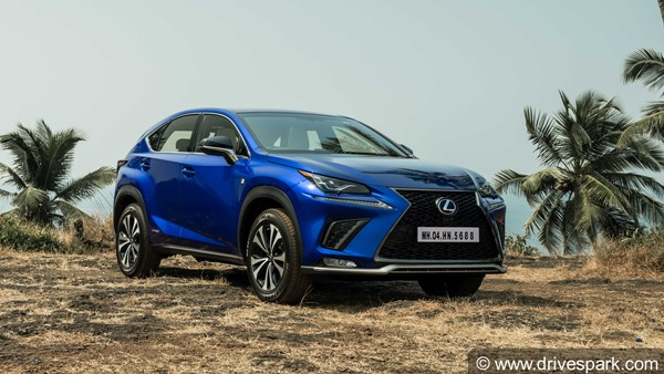 Lexus NX 300H Deliveries Begin in India; Offered In Two Variants