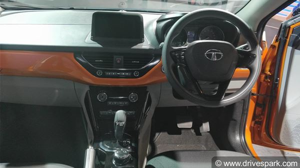 Tata Nexon AMT Top Features: AMT Gearbox, Intelligent Transmission Controller, Drive Modes & More