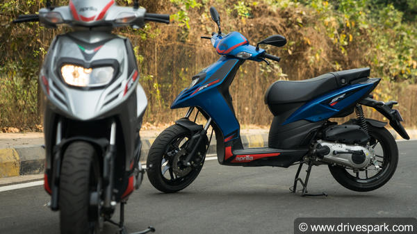 Aprilia SR 125: Top Things To Know About The Light Italian Commuter