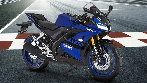Yamaha YZF-R15 V3 0 Gets Three New Colour Options