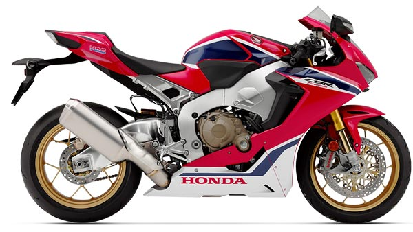 All-New Honda CBR1000RR To Get V4 Engine