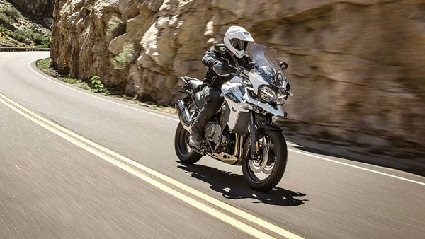 Triumph Motorcycles India launches 2018 Tiger 1200 XCx at Rs 17 lakh