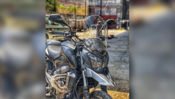 Bajaj Dominar 400 Gets Touring Accessories