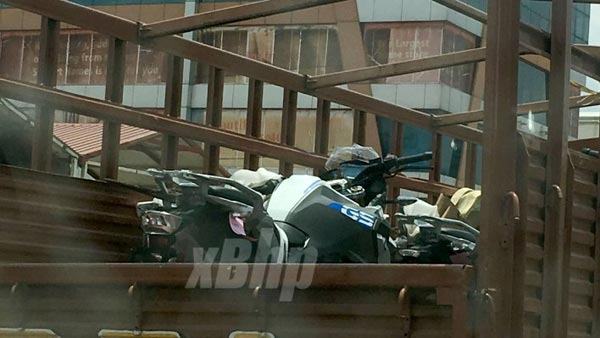 Bmw G 310 Gs Spotted In India Launch Imminent Drivespark News