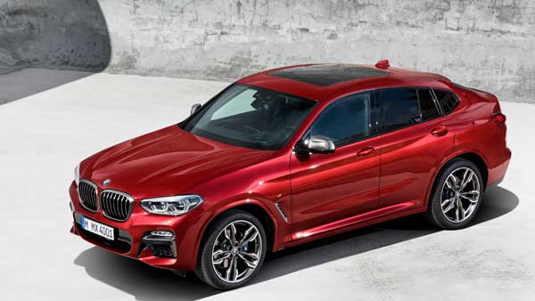 New 2019 BMW X4 India Launch Confirmed; To Rival The Mercedes-Benz GLC