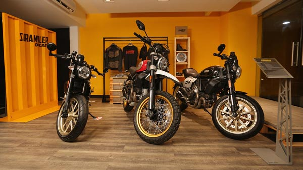 Ducati Opens New Dealership In Chennai; Increases Retail Footprint