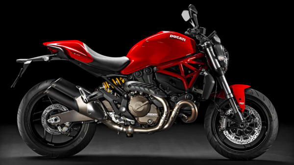 2018 Ducati Monster 821 Launched In India At Rs 9.5 Lakh Ex-Showroom — BS-IV Compliant Now