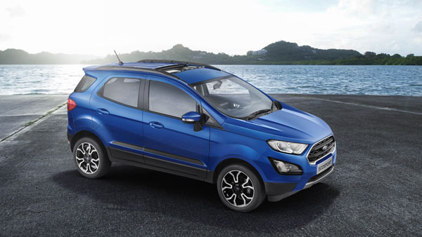 2018 Ford EcoSport Recalled In The USA; 273 Units Built In India Have Faulty Parts