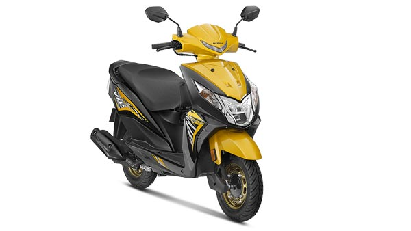 Image result for 2018 Honda Dio Launched In India