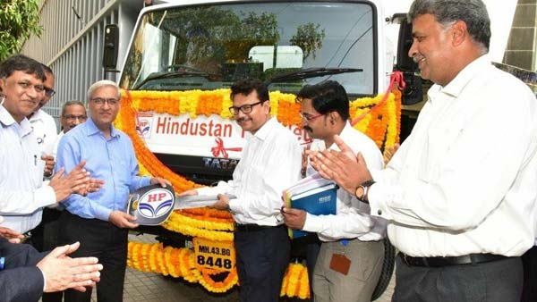 Hindustan Petroleum Diesel-Delivery Services In Mumbai; Starts HP Fuel Connect Initiative