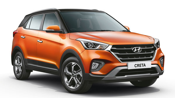Hyundai Creta Facelift 2018 Top Features: Sunroof, Smart Key Band, Auto Link, New Colours & More