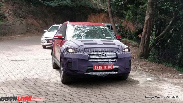 Hyundai Creta Facelift Spotted Testing In India; Expected Price, Specs And Features