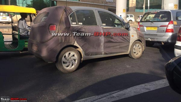 New 2018 Hyundai Santro India Details Revealed; Expected To Launch Soon