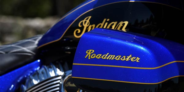 Indian Roadmaster Elite Launched In India At Rs 48 Lakh — Limited To 300 Units And Comes With 23 Karat Gold