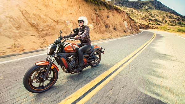 Kawasaki Vulcan S Pearl Lava Orange Launched In India At Rs 5.58 Lakh: Costlier Than The Black Model