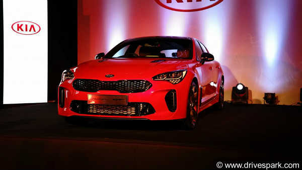 Kia Stinger GT S Spotted In Chennai: Kia Motors Considering An India Launch Of The Stinger GT?