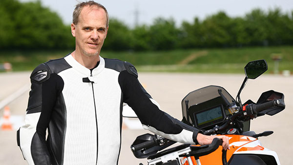 KTM Testing Sensor-Based Safety Technology; To Provide Rider Assistance Functions