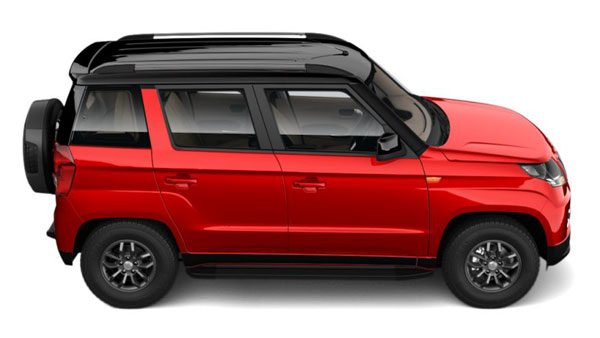 New Mahindra TUV 300 Plus Details Leaked; Launch Expected Soon