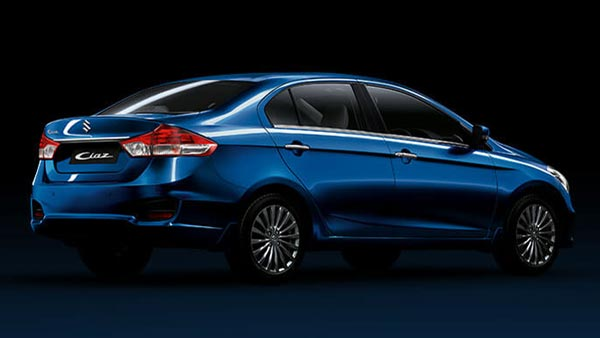 New Maruti Ciaz Facelift To Get SHVS With Petrol Engine