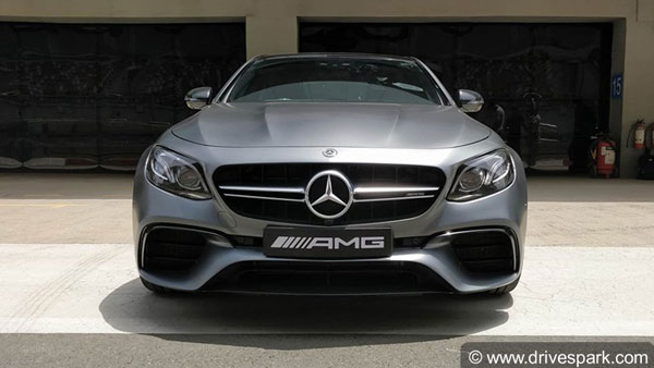 2018 Mercedes Amg E63 S Launched In India At Rs 2 99 Crore The Most