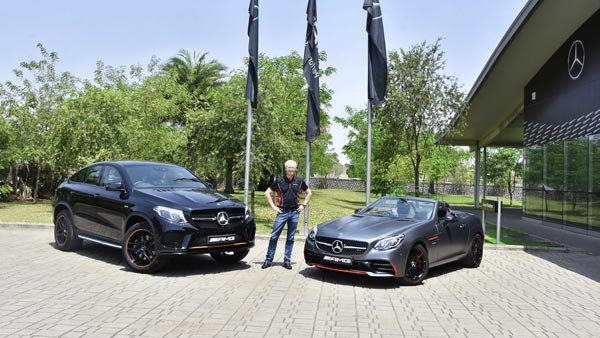 Mercedes-AMG GLE 43 4MATIC Coupe And SLC 43 Limited Edition Models Launched In India