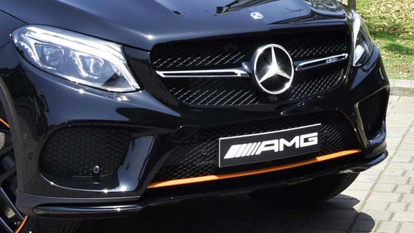 Mercedes-AMG GLE 43 4MATIC Coupe And SLC 43 Limited ...