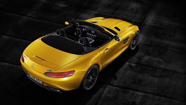 2018 Mercedes AMG GT S Roadster Unveiled — The Balance Between The GT And The GT C Roadster