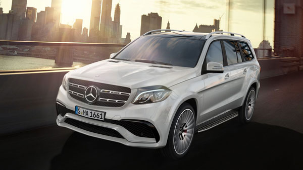 New Mercedes-Benz GLS To Get Autonomous Technology; Will Borrow Feature From S-Class