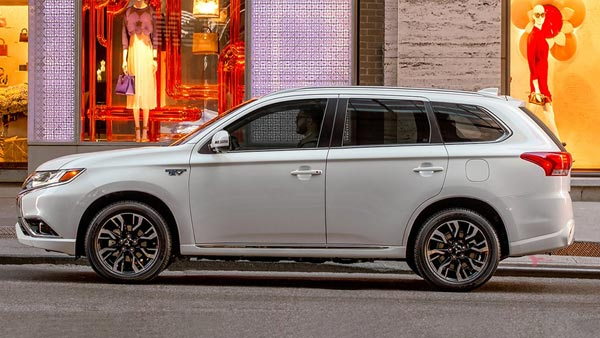 Mitsubishi Outlander PHEV Might Come To India Soon