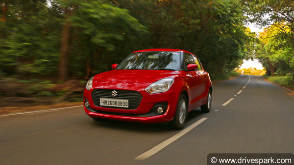 New Maruti Swift, Dzire And Vitara Brezza Get Additional Safety Feature