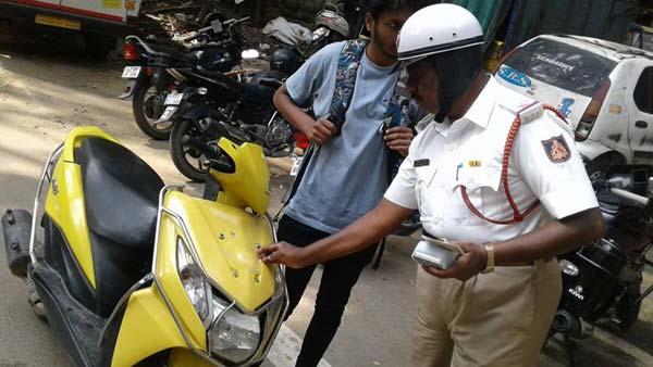 Chennai Traffic Police To Collect Fine Through PayTM