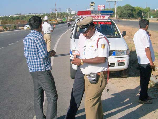 Chennai Traffic Police To Collect Fine Through PayTM