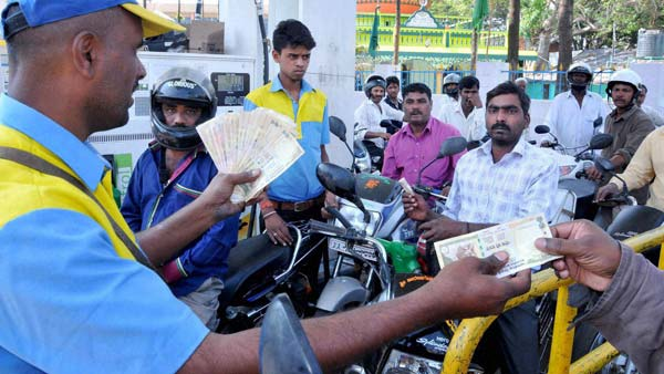 Petrol And Diesel Prices Hiked Again — Petrol Price In Mumbai Stands At Rs 83.16 Per Litre