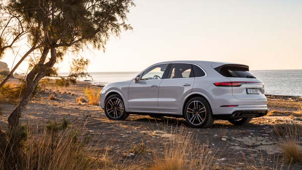 2018 Porsche Cayenne Turbo Bookings Started: The Performance-SUV Is Expected To Cost Rs 1.90 Crore