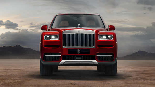 Rolls-Royce Cullinan SUV Revealed — Rivals The Bentley Bentayga W12