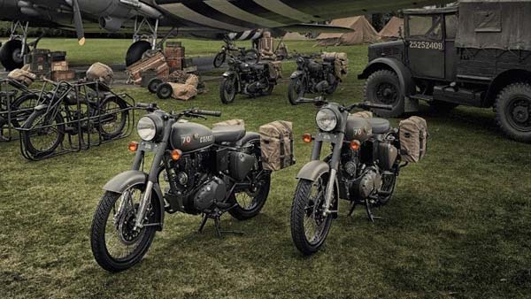 Royal Enfield Classic 500 Pegasus Limited Edition Revealed
