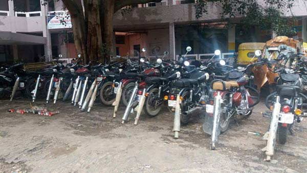 Kerala MVD To Suspend Registration Certificate Of Bikes Fitted With Modified Silencers