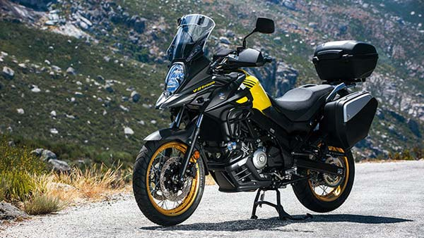 New Suzuki V-Strom 650 XT India Launch Details Revealed; Third Model To Be Locally Assembled