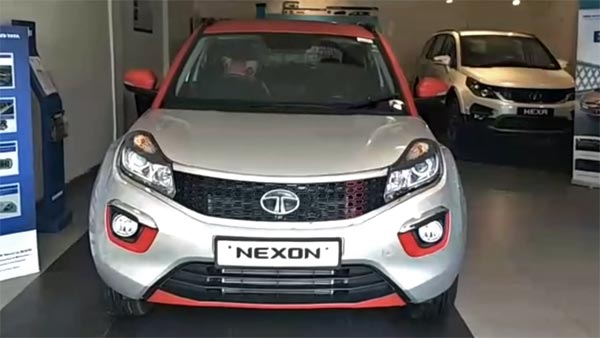 Video: Tata Nexon IPL Edition With Delhi Daredevils Decals