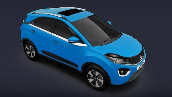 Tata Nexon Gets A New Feature — Now Comes With Sunroof - DriveSpark News