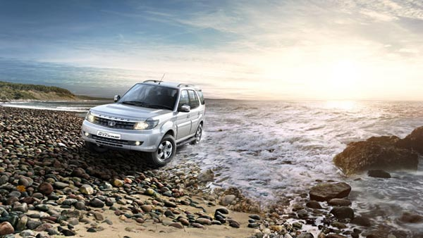 Tata Safari Storme Army Edition Deliveries Begin