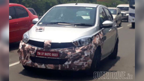Tata Tiago JTP Hot-Hatch Spotted Testing — Launch Imminent?