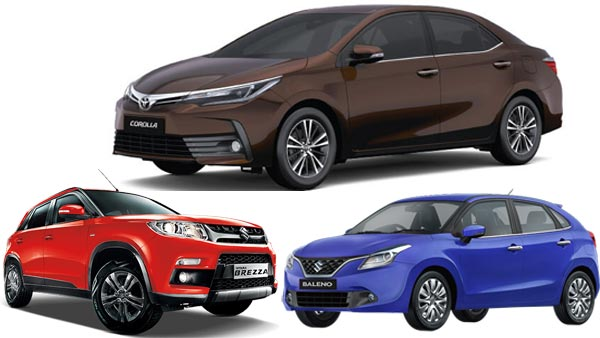Toyota To Localise The Production Of Maruti Brezza And Baleno