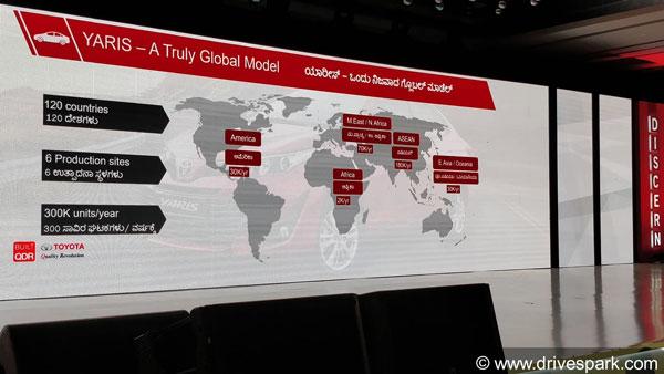 The Global Sedan