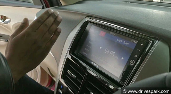 The First Car In The Segment To Get Gesture Controls
